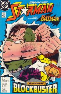 Cover Thumbnail for Starman (DC, 1988 series) #9 [Direct]