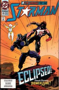 Cover Thumbnail for Starman (DC, 1988 series) #45 [Direct]