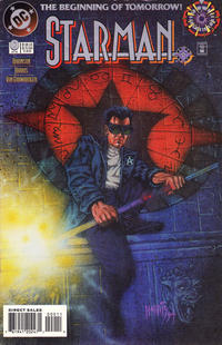 Cover Thumbnail for Starman (DC, 1994 series) #0 [Direct Sales]