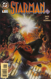Cover Thumbnail for Starman (DC, 1994 series) #1 [Direct Sales]
