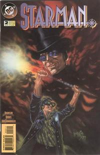 Cover Thumbnail for Starman (DC, 1994 series) #2 [Direct Sales]