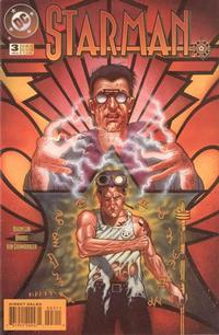 Cover Thumbnail for Starman (DC, 1994 series) #3 [Direct Sales]