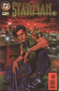 Cover Thumbnail for Starman (DC, 1994 series) #4 [Direct Sales]