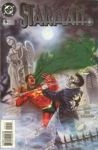 Cover Thumbnail for Starman (DC, 1994 series) #5 [Direct Sales]