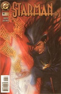 Cover Thumbnail for Starman (DC, 1994 series) #6