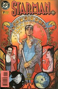Cover Thumbnail for Starman (DC, 1994 series) #7