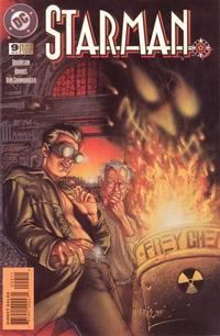 Cover Thumbnail for Starman (DC, 1994 series) #9