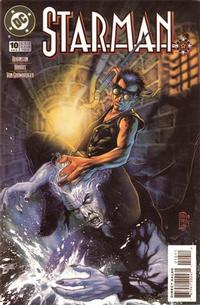 Cover Thumbnail for Starman (DC, 1994 series) #10