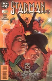 Cover Thumbnail for Starman (DC, 1994 series) #11