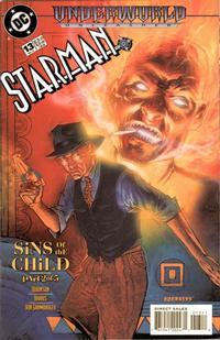 Cover Thumbnail for Starman (DC, 1994 series) #13