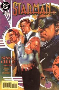 Cover Thumbnail for Starman (DC, 1994 series) #14