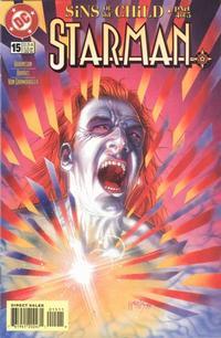 Cover Thumbnail for Starman (DC, 1994 series) #15