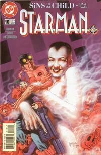 Cover Thumbnail for Starman (DC, 1994 series) #16