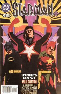 Cover Thumbnail for Starman (DC, 1994 series) #36