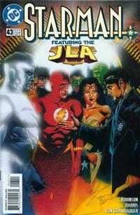 Cover Thumbnail for Starman (DC, 1994 series) #43