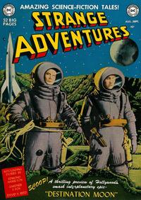 Cover Thumbnail for Strange Adventures (DC, 1950 series) #1