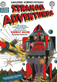 Cover Thumbnail for Strange Adventures (DC, 1950 series) #3