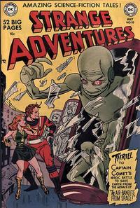 Cover Thumbnail for Strange Adventures (DC, 1950 series) #10
