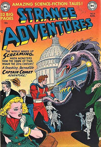 Cover Thumbnail for Strange Adventures (DC, 1950 series) #11