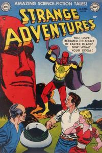 Cover Thumbnail for Strange Adventures (DC, 1950 series) #16