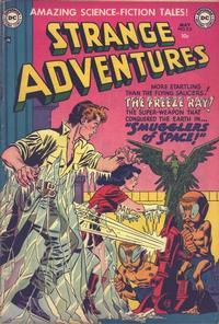 Cover Thumbnail for Strange Adventures (DC, 1950 series) #20
