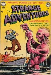 Cover Thumbnail for Strange Adventures (DC, 1950 series) #21