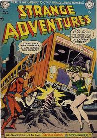Cover Thumbnail for Strange Adventures (DC, 1950 series) #26