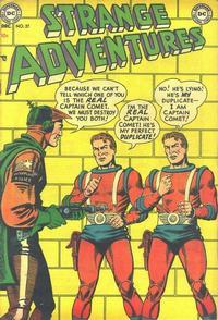 Cover Thumbnail for Strange Adventures (DC, 1950 series) #27