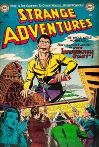 Cover Thumbnail for Strange Adventures (DC, 1950 series) #28