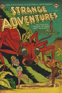Cover Thumbnail for Strange Adventures (DC, 1950 series) #30
