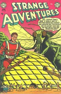 Cover Thumbnail for Strange Adventures (DC, 1950 series) #33