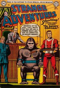 Cover Thumbnail for Strange Adventures (DC, 1950 series) #39