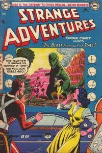 Cover Thumbnail for Strange Adventures (DC, 1950 series) #41