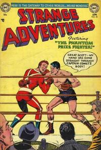 Cover Thumbnail for Strange Adventures (DC, 1950 series) #43