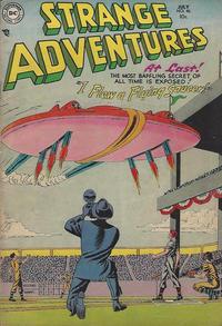 Cover Thumbnail for Strange Adventures (DC, 1950 series) #46