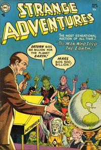 Cover Thumbnail for Strange Adventures (DC, 1950 series) #47