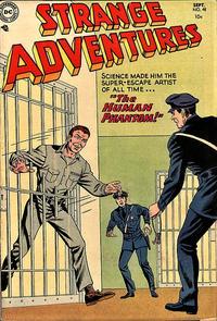 Cover Thumbnail for Strange Adventures (DC, 1950 series) #48