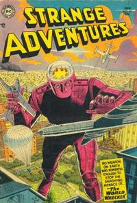 Cover Thumbnail for Strange Adventures (DC, 1950 series) #50