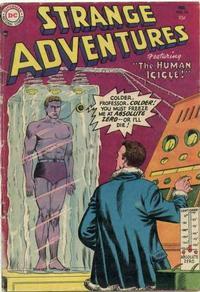 Cover Thumbnail for Strange Adventures (DC, 1950 series) #53