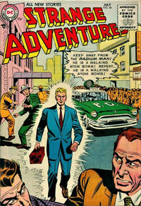 Cover Thumbnail for Strange Adventures (DC, 1950 series) #58