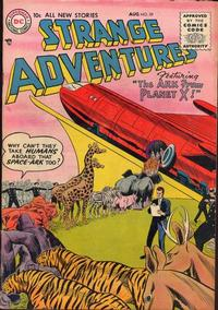 Cover Thumbnail for Strange Adventures (DC, 1950 series) #59