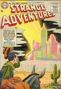 Cover Thumbnail for Strange Adventures (DC, 1950 series) #61