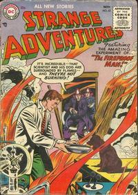 Cover Thumbnail for Strange Adventures (DC, 1950 series) #62