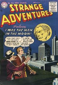 Cover Thumbnail for Strange Adventures (DC, 1950 series) #63