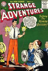 Cover Thumbnail for Strange Adventures (DC, 1950 series) #66