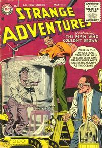 Cover Thumbnail for Strange Adventures (DC, 1950 series) #68