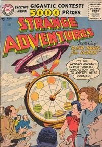 Cover Thumbnail for Strange Adventures (DC, 1950 series) #71
