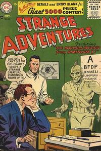 Cover Thumbnail for Strange Adventures (DC, 1950 series) #74