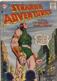 Cover Thumbnail for Strange Adventures (DC, 1950 series) #76