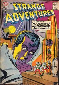 Cover Thumbnail for Strange Adventures (DC, 1950 series) #78